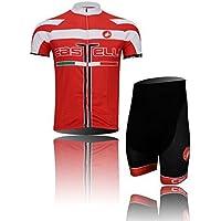 2014 NUEVO CASTELLI Ciclismo conjunto Jersey de Tenaz