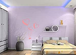 Xpert Decor Ds-anb-31 Removable Wall Sticker (pink)