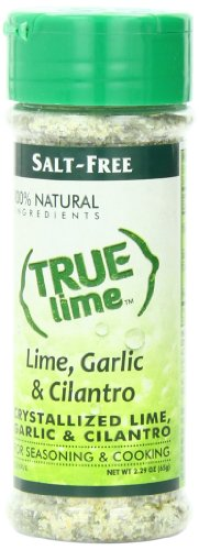 True Lime Shaker, Lime, Garlic and Cilantro, 2.29 Ounce