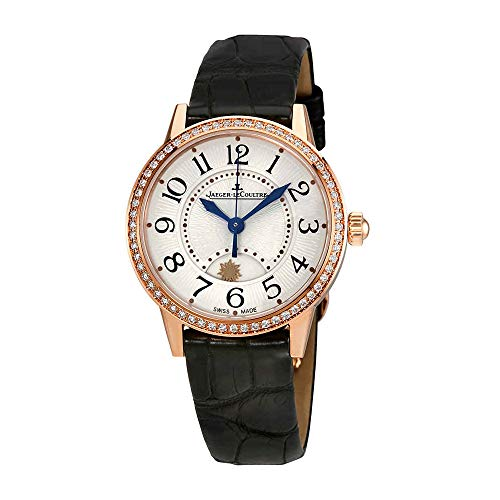 Jaeger LeCoultre Rendez-Vous Day and Night 18K Rose Gold Ladies Watch ()