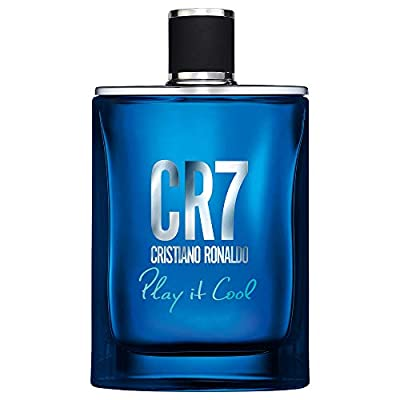 CR7 Play It Cool by Cristiano Ronaldo, 3.4 oz EDT Spray for Men