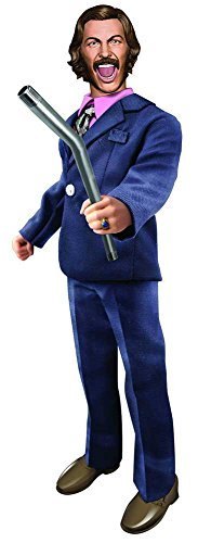 Anchorman Battle Ready Brian Fantana 8-Inch Action Figure by Anchorman