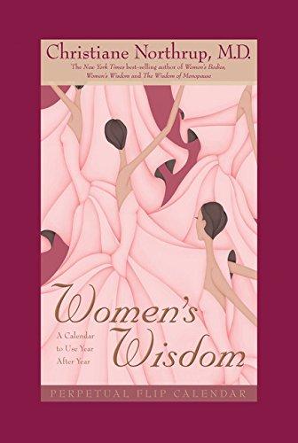 Women's Wisdom Perpetual Flip Calendar: A Calendar to Use Year After Year