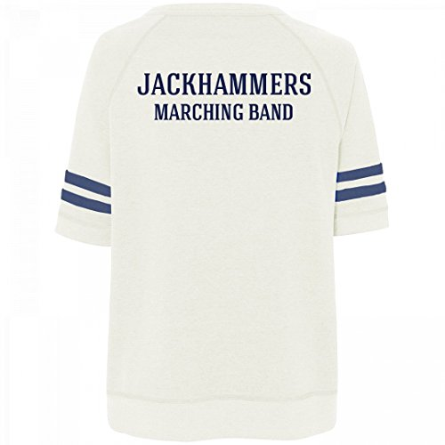 Jackhammers Marching Band Member: Misses Relaxed Fit Vintage (Marching Hammers)