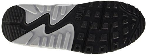 Grey Essential Femme Sport Nike Wolf Blanc White de Air Max Black 90 Chaussures wn7HAq