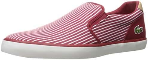 Lacoste Men's Jouer Slip-on 1171 Casual Shoe Fashion Sneaker