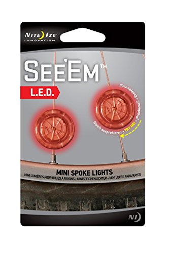 Nite Ize See Em Led Spoke Light in US - 6