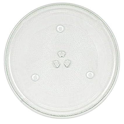 Spares2go de la placa de la placa giratoria de cristal para Bosch ...