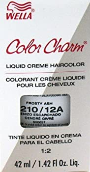 Wella ColorCharm Liquid #1210/12A Frosty Ash Hair Color (Case of 6)