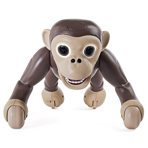 Zoomer Chimp, Interactive Chimp with Voice Command, Movement and Sensors