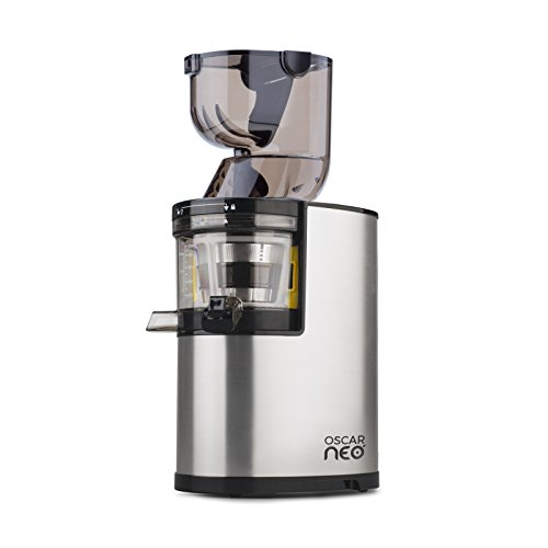 Oscar Neo XL Whole Slow Juicer - Entsafter für ganze Früchte / Slow Juicer / 250w starker Motor - lebenslange Garantie auf Motor