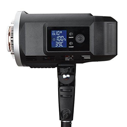 Godox SLB60W 60Ws 5600K ± 200K White Lithium Battery 11.1V 8700mAH Version LED Video Light Studio ContinuousLamp for Camera DV Camcorder by Godox (Image #2)