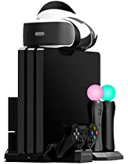 Save on Kootek Charging Stand for PS4 Slim Pro VR
