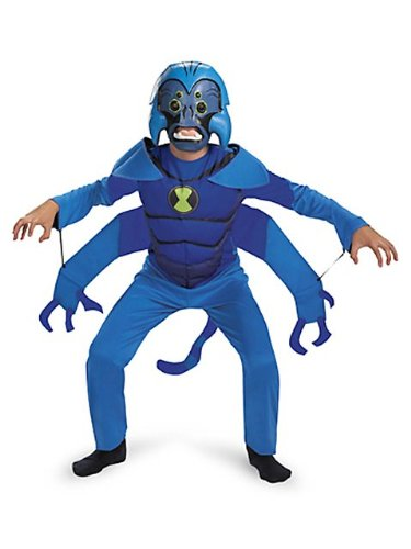 Boys Spider-monkey Costume