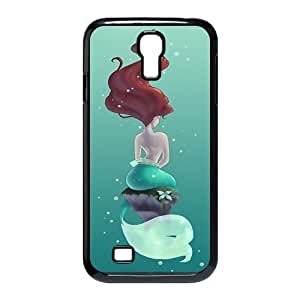 Madisonarts Customize The Little Mermaid Samsung Galaxy S4 Case Hard Case Fits and Protect Samsung Galaxy S4-MA-Samsung Galaxy S4-00303 by icecream design