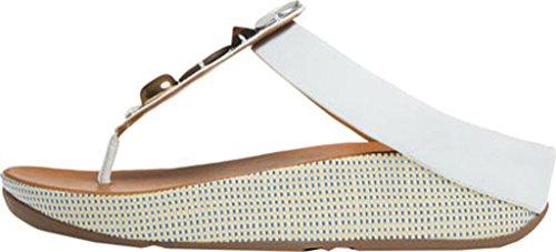 FitFlop™ Jeweley™ Toe Post - Urban White 3 UK Urban White