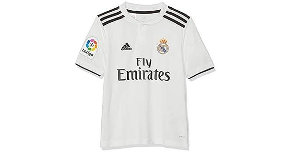 Amazon.com: adidas 2018 – 2019 playera del Real Madrid ...