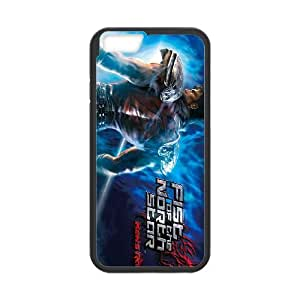 Fist Of The North Star iPhone 6 4.7 Inch Cell Phone Case Black JU0028132