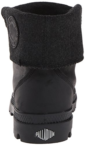 Combat Boot BGY 2 Men's Black Plus Pallabrouse Palladium qYXBZx