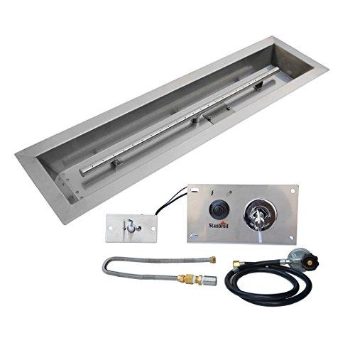 propane burner assembly - 3