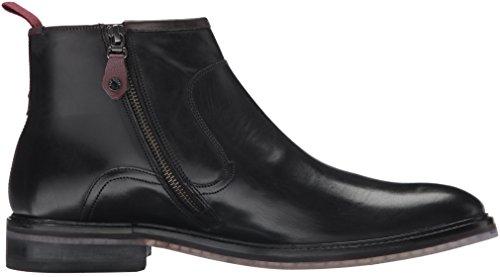 Boot Baker Ted Rousse Leather Winter Black Men's dq4S4I