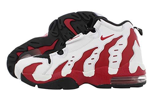 Nike Men's Air DT Max '96 White/Varsity Red/Black Training Shoe 13 Men US