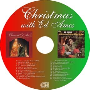 Christmas with Ed Ames (Music Ames Christmas Ed)