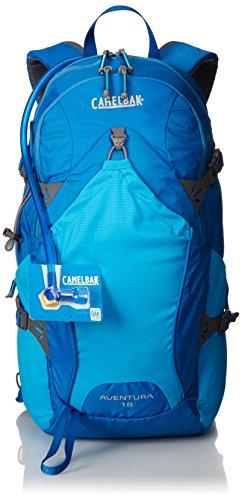Camelbak Products Women's Aventura 18 Hydration Pack, Mykonos Blue/Blue Jewel, 100-Ounce
