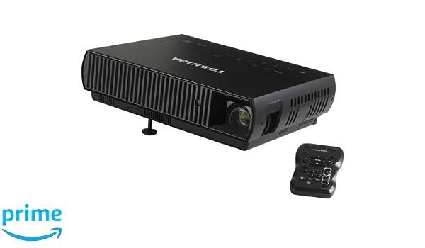 Toshiba NHX21A - Proyector (2500 lúmenes ANSI, DLP, XGA (1024x768 ...