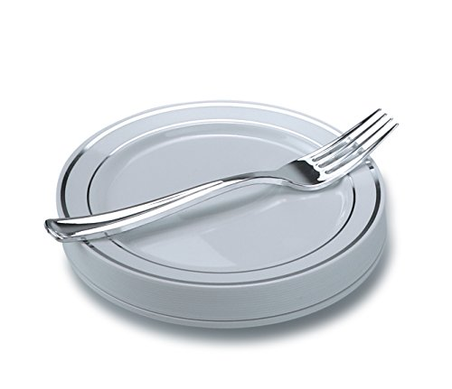 Silver Dessert Fork -