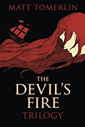 The Devil's Fire Trilogy: Pirate Adventure Series