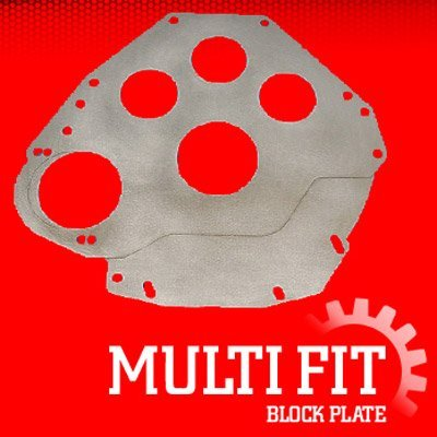 Performance Automatic PA26445 C4 Multi Fit Block Plate