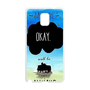 Happy Okay Hot Seller Stylish Hard Case For Samsung Galaxy Note4