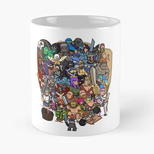 C - Coffee Mug-11 Oz,white Unique Birthday Gift