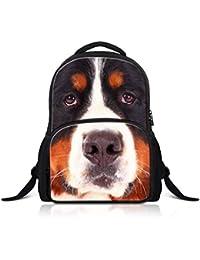 cute backpacks for college Animal Design backpack magazine Dog Back Pack for Teen Girls Grade School