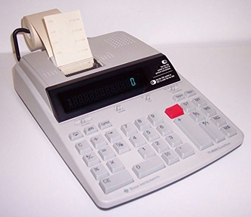 Vintage Texas Instruments Desk Calculator TI-8660 Super View from Texas Instruments