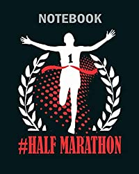 Image of the product Notebook: half marathon that is listed on the catalogue brand of .