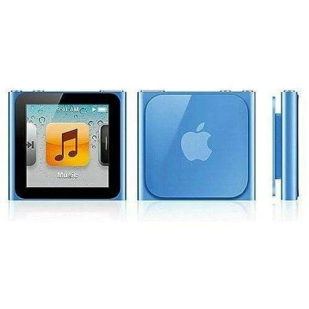 Apple iPod Nano 6a Generazione 8GB, Arancione