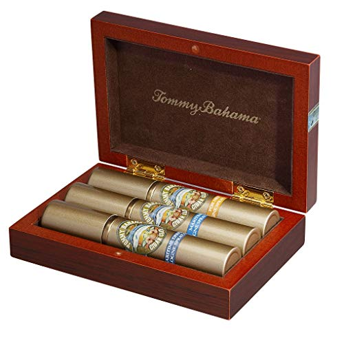 Tommy Bahama Mens Cigar Coffret Gift Set