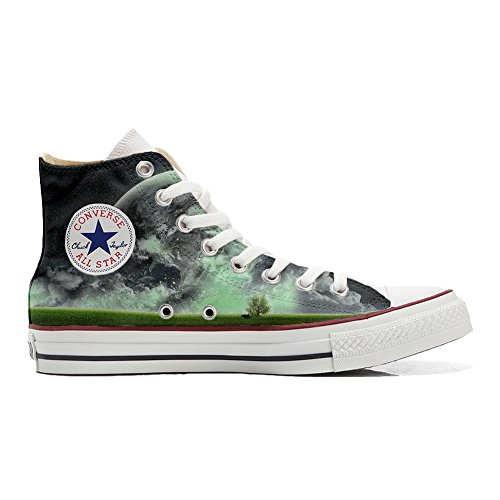 Shoes Custom Converse All Star, personalisierte Schuhe (Handwerk Produkt) Mondo