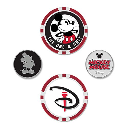 Team Effort Disney Mickey Mouse Golf Ball Marker Set