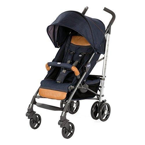 Chicco Lightweight Stroller Blue - 4