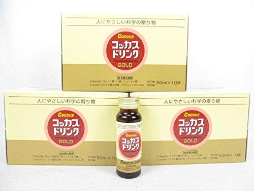 コッカス ドリンクゴールド 1瓶50mlX30本セット B07C986HRP
