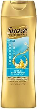 3-Pk. Suave Moroccan Infusion Shine Shampoo (12.6-Oz.) + $5 GC