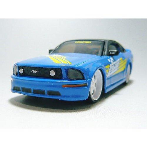 1/43 フォード マスタング GT(ブルー) 18-31009BL