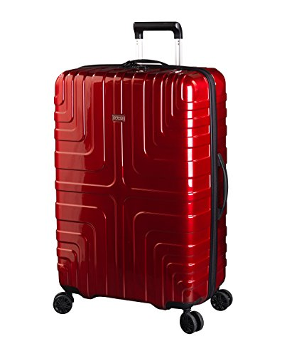 Jump Crossline Expandable Large Spinner Packing Case (Red)