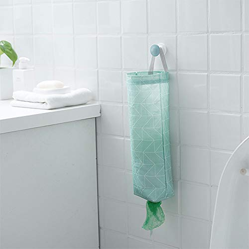 Aelegant Plastic Bag Holder Dispenser Waterproof Wall Mount Grocery Bag Garbage Bag Organizer by Aelegant (Image #1)