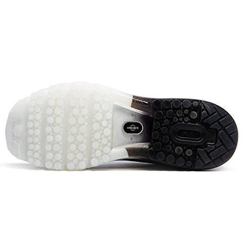 Onemix Scarpe Da Donna Leggere Scarpe Da Tennis Da Corsa Sneaker Di Buona Qualità Scarpe Da Ginnastica Da Donna Nero / Bianco