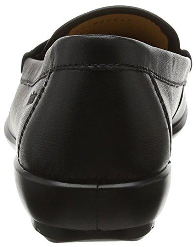Black Multi Abbeyville Hotter Loafers Women's Black XqAntTw