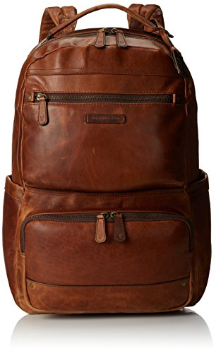 FRYE Logan Backpack, Cognac, One Size
